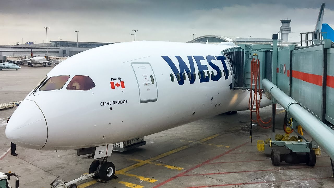 Flights With West Jet Westjet 787 9 Dreamliner Inaugural Flight Toronto To Calgary
