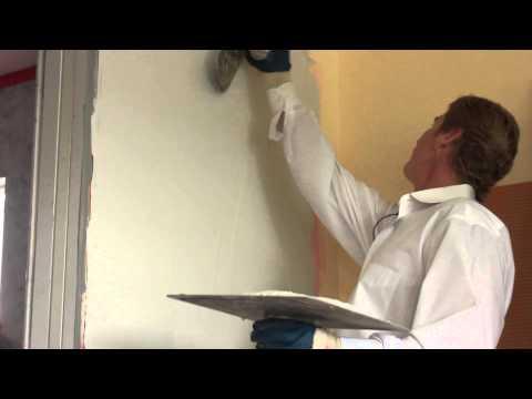 Veneer Plaster over sheetrock, Veneer plastering tips