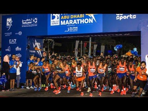 Abu Dhabi Marathon 2018