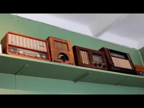 Radio museum Motala Sweden