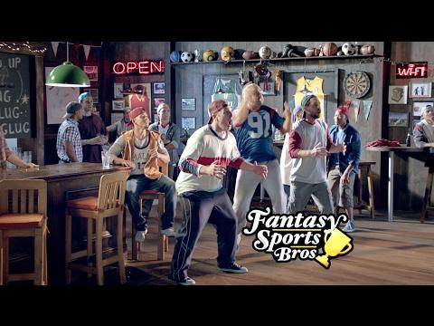 "World of Tanks 2017 Super Bowl Campaign | ""Fantasy Sports Bros"""