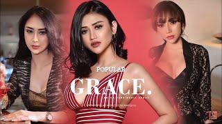 Untuk Fans Garis Keras | POPULAR Magazine Indonesia | GRACE Iskandar, FARIN, MESSYA Iskandar