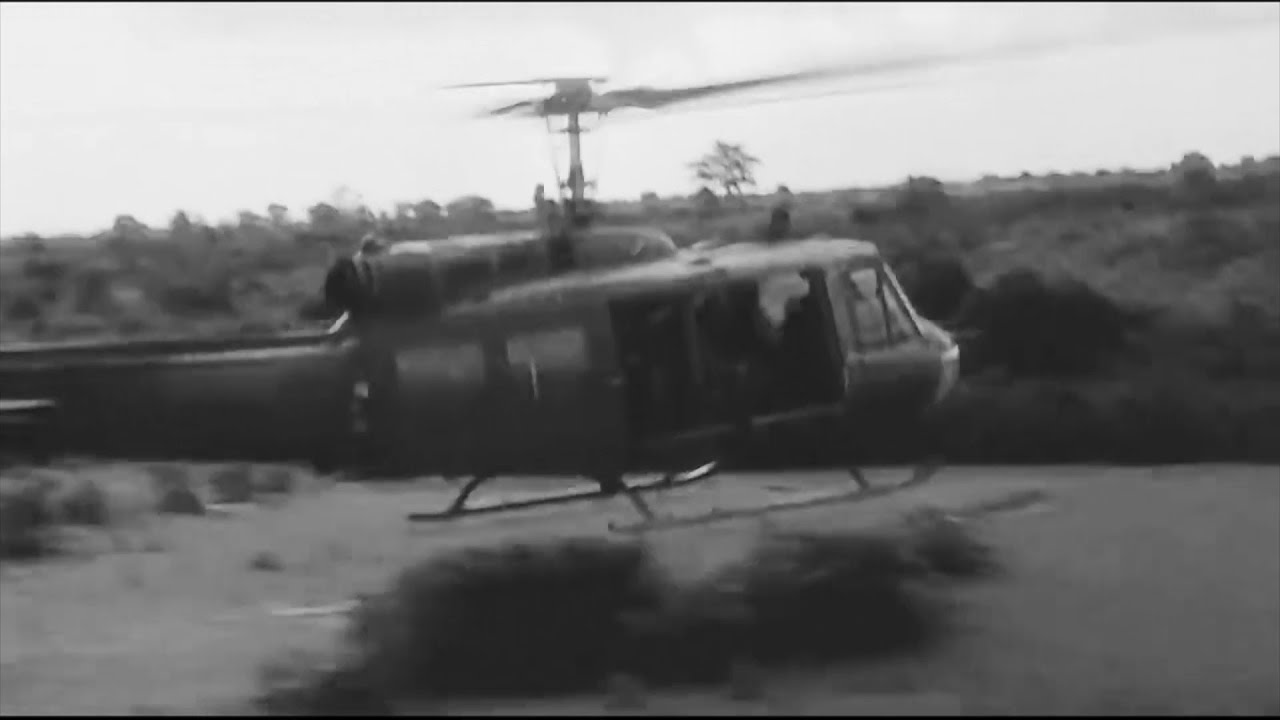 YKTV: Vietnam War Helicopter Withstands 71 Bullets, Pilot Saves Troops  Pinned Down
