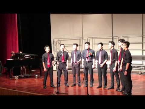 I Would Be True | ICS Boy's Ensemble 2016-17 Spring