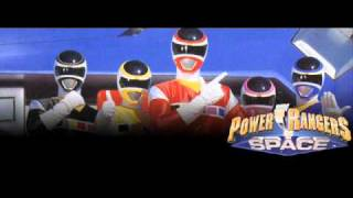 Power ranger in space full theme song