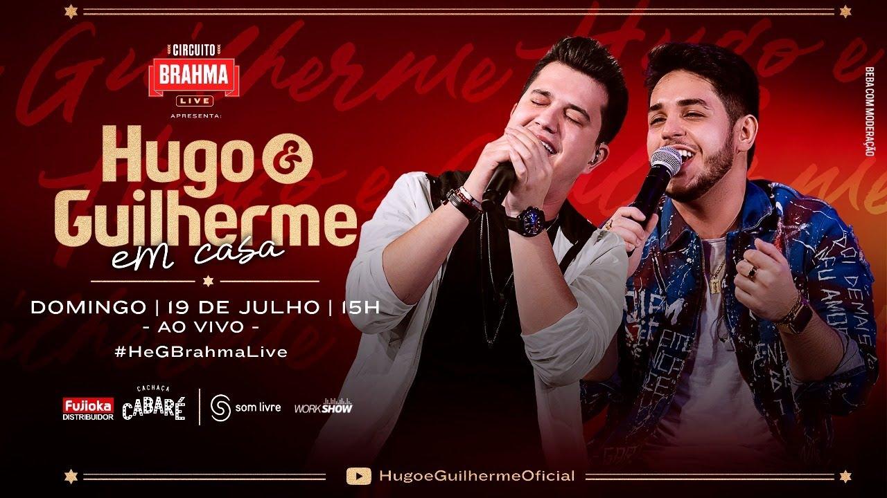 Hugo e Guilherme - #EmCasa - #FiqueEmCasa e Cante #Comigo