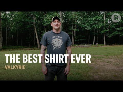 Best Shirt Ever: Valkyrie's Pete Adams