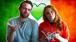 MORE THINGS IRISH PEOPLE LOVE   Clisare feat Seán Connolly