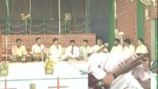 Indian Christian Kawali / Folk Music singing with Sitar by Sanjeeb Sircar