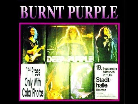 Deep Purple - Burnt Purple