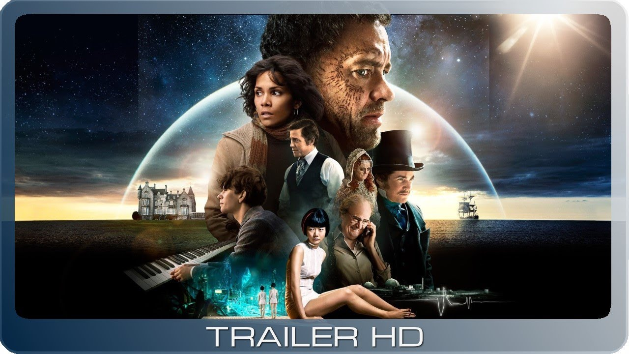 Cloud Atlas ≣ 2012 ≣ Trailer ≣ German | Deutsch