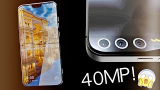 Huawei P11 - FINALLY A DSLR KILLER!!!