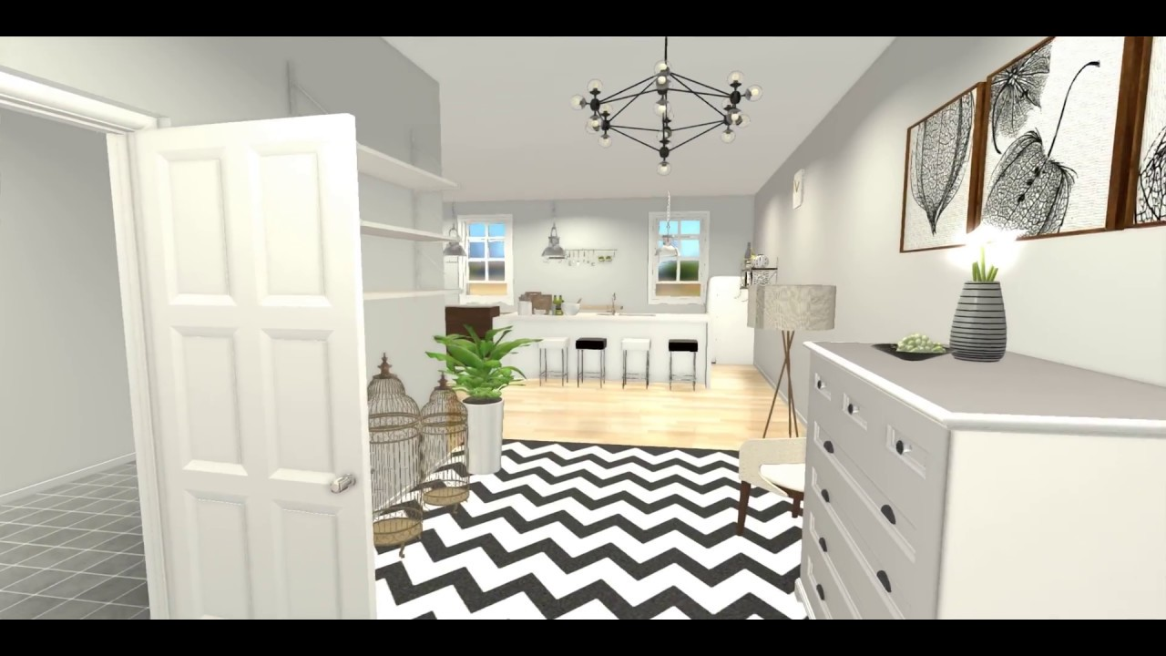 Apartment design - Ecdesign 3D room and floor plan software