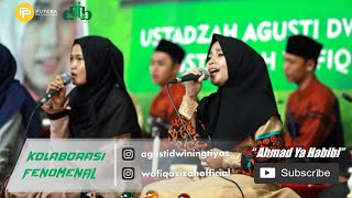 Video Ahmad Ya Habibi - Dwi MQ Ft. Wafiq Azizah - JQ MAJT 2018 download MP3, 3GP, MP4, WEBM, AVI, FLV September 2018
