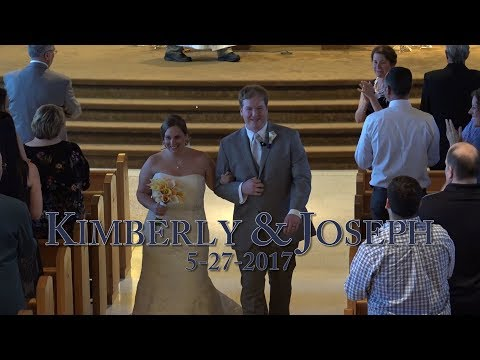 Wedding Highlight: Kimberly & Joseph May 2017