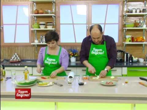Как приготовить Будет вкусно 20/11/2013 Японская кухня от Вячеслава Коренева. GuberniaTV