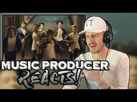 Music Producer Reacts to BTS - RUN!!!!