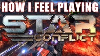 How I feel playing Star Conflict - VideoGamer