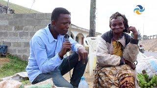Bibi chali ya R-chugga (Arusha) mwenye miaka 70 ashangaza mamia kwa kuwa na boyfriend