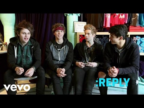 5 Seconds of Summer - ASK:REPLY (VEVO LIFT)