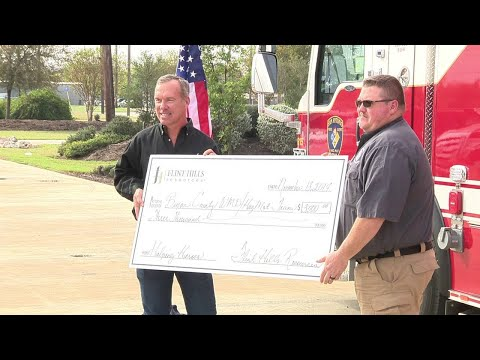 $24,000 in grants awarded to first responders