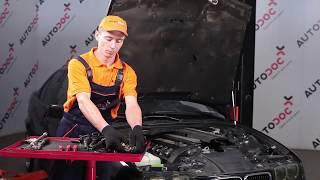 Как се сменят Държач Спирачен Апарат на BMW 3 Compact (E36) - онлайн безплатно видео