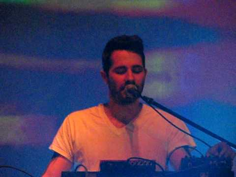 Telefon Tel Aviv live @ Audioriver 2009 2/3