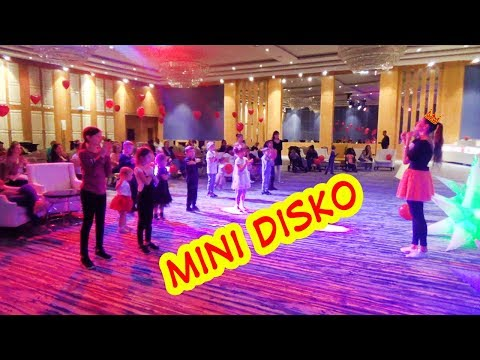 Мини диско Турция | детская дискотека | февраль 2019