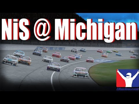[15/36] 2019 NASCAR iRacing Series @ Michigan
