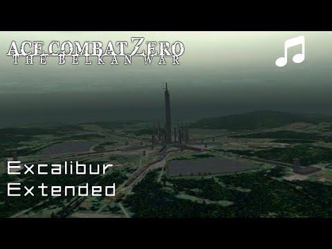 Excalibur Extended Ace Combat Zero Ost Youtube