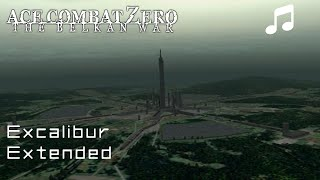 """Excalibur"" - Ace Combat Zero OST (Extended)"