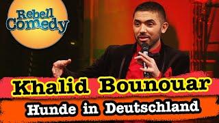 Khalid Bounouar – Das Supertalent & Hunde