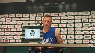 embeded bvideo Rueda de Prensa: Brian Lozano - 18 Junio