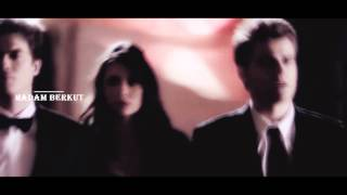 "Damon&Elena&Stefan    Трейлер ""Зажигание"""