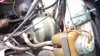 видео Проверка электропневмоклапана ВАЗ-2107