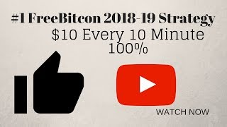 Earn Bitcoin Free | Bitsler | 10$ Strategy - Every Time Works