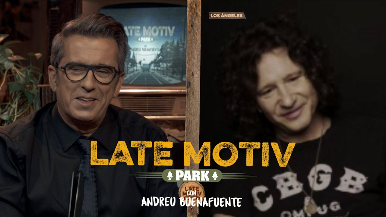 LATE MOTIV - Enrique Bunbury. Posible | #LateMotiv718