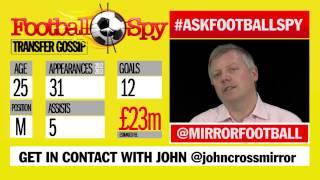 Football Spy - John Cross: Will Arsenal sign Higuain?