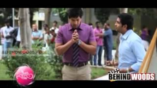Raja Rani - Behind the Scenes   Arya   Nayanthara   Jai   Nazriya Nazim - BW