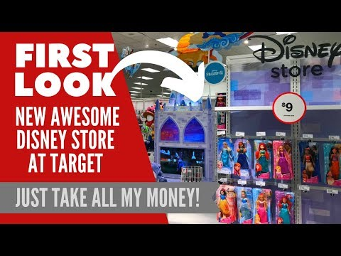 new-awesome-disney-store-inside-target-locations!-i'm-going-to-spend-more-money!---movie-insider
