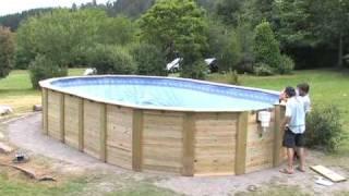 Wooden Pools