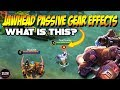 HOW JAWHEAD PASSIVE SKILL WORKS - GEAR EFFECTS - JAWHEAD GUIDE