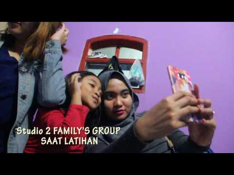 latihan dibulan puasa familys group setelah sholat tarawih....