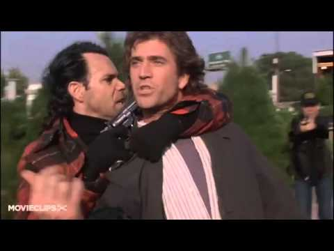 Image result for lethal weapon will somebody shoot this prick
