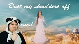 Jane Zhang - Dust My Shoulders Off (Official Video) REACTION.