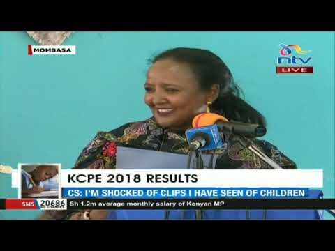 KCPE results 2018: Two top candidates score 453 marks