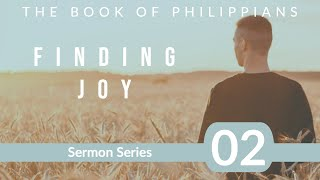"Philippians 02. Giving Through a Ministry (and not ""to"" a ministry). Philippians 1:1-11."