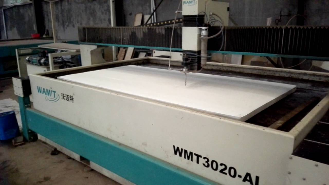 foam and rubber CNC waterjet cutting, will reduce your 50% cutting cost