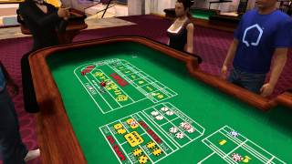Playstation Home - Play Craps In The Casino