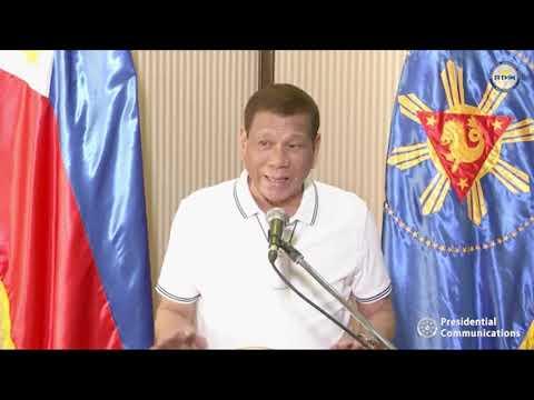 Mensahe ni Pres. Duterte sa gitna ng #COVID19 pandemic